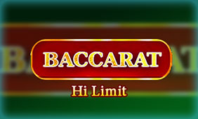 Baccarat Hi Limit
