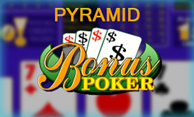 Pyramid Bonus Poker
